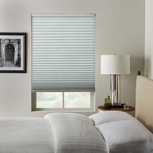 @Home Collection Solids Blackout Pleated Shades 6917