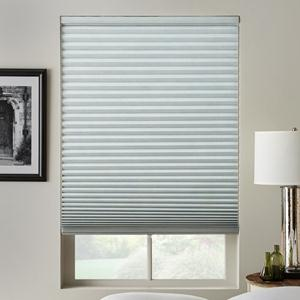 @Home Collection Solids Blackout Pleated Shades 6915