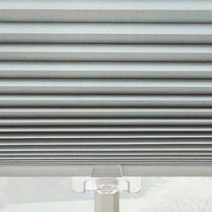 @Home Collection Solids Blackout Pleated Shades 6916
