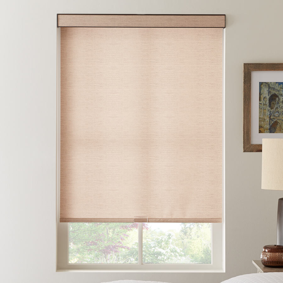 @Home Collection Light Filtering Roller Shades