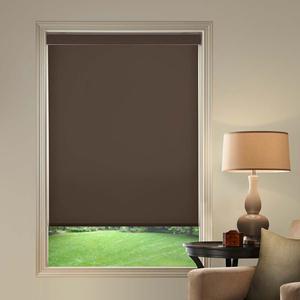 home collection blackout roller shades. Black Bedroom Furniture Sets. Home Design Ideas