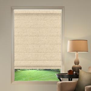 @Home Collection Light Filtering Roman Shades 4832