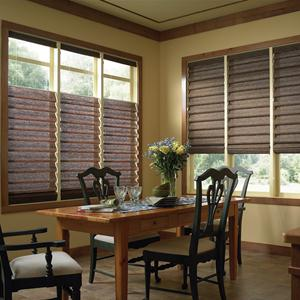 @Home Collection Light Filtering Roman Shades 4834