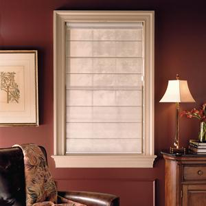 @Home Collection Light Filtering Roman Shades 4835