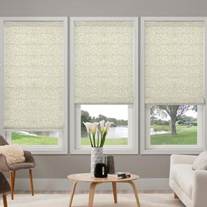 @Home Collection Blackout Roman Shades 4836