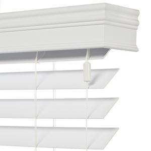 "@Home Collection 2"" Alloy Wood Blinds 5671"