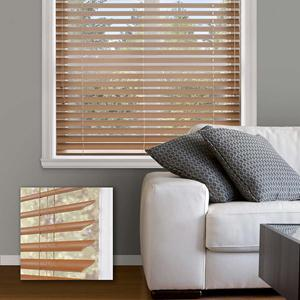 "@Home Collection 2"" Alloy Wood Blinds 5328"