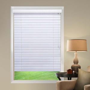 "@Home Collection 2 1/2"" Alloy Wood Blinds 5325"