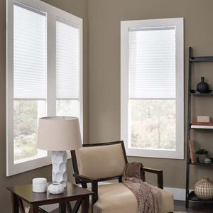 Cordless Pleated Shades 5095 Thumbnail