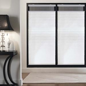 Cordless Top Down Bottom Up Pleated Shades 5099 Thumbnail