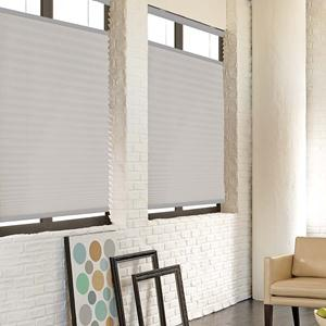 Cordless Top Down Bottom Up Pleated Shades 5103 Thumbnail