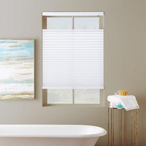 Cordless Top Down Bottom Up Pleated Shades 6672