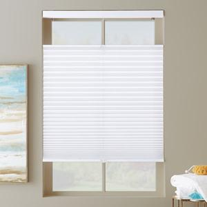 Cordless Top Down Bottom Up Pleated Shades 6670