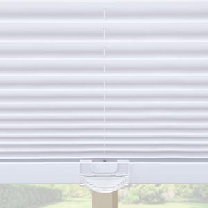 Cordless Top Down Bottom Up Pleated Shades 6671 Thumbnail