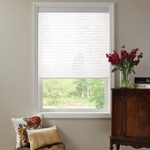 "@Home Collection 2 1/2"" Sheer Light Filtering 5155"