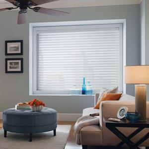 "@Home Collection 2 1/2"" Sheer Light Filtering 5154"
