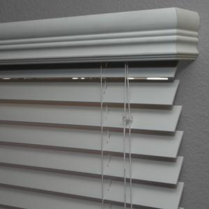 "2"" Express Faux Wood Blinds 5937"