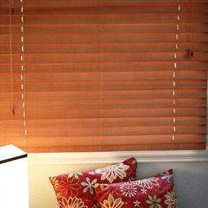 "2"" Express Faux Wood Blinds 5648"