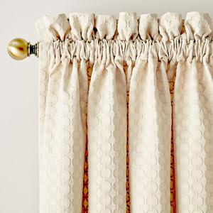 Rod Pocket Drapes / Curtains 6846