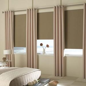 Grommet Drapes / Curtains