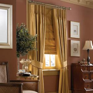 Pleated Drapes / Curtains