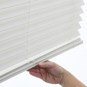 "1 1/2"" Cordless Faux Wood Blinds 6381 Thumbnail"