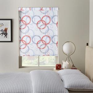 Carriann Kids Blackout Roller Shades 6907 Thumbnail
