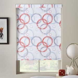 Carriann Kids Blackout Roller Shades 6905 Thumbnail