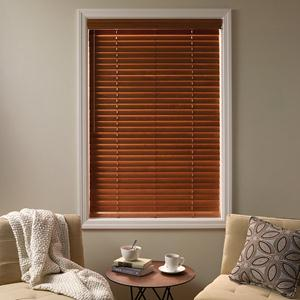 "Good Housekeeping 2"" Wood Blinds 5303"