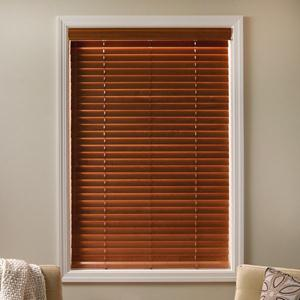 "Good Housekeeping 2"" Wood Blinds"