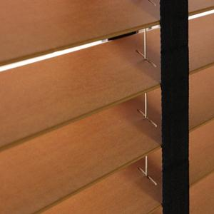 "Good Housekeeping 2"" Wood Blinds 5870 Thumbnail"