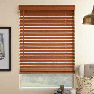 "Good Housekeeping 2"" Wood Blinds 8482"