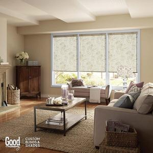 Good Housekeeping Light Filtering Roller Shades 5133