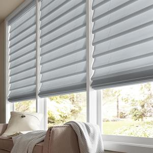Select Light Filtering Roman Shades 6046