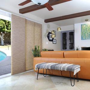 Good Housekeeping Light Filtering Panel Track  32907 Thumbnail