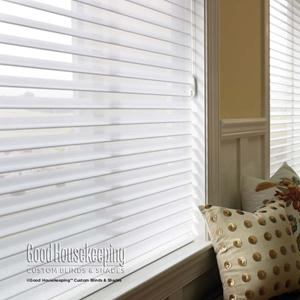 "Good Housekeeping 2"" Light Filtering Sheer 5182"