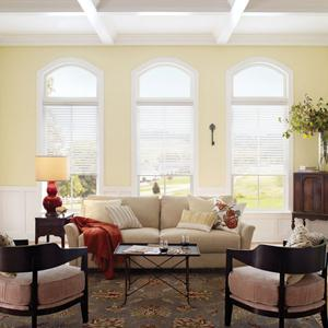 "Good Housekeeping 2"" Light Filtering Sheer 5181"