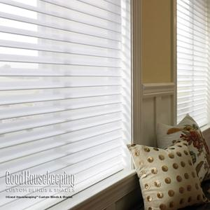 "Good Housekeeping 2"" Light Filtering Sheer 5182 Thumbnail"