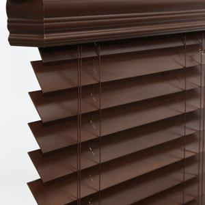 "2 1/2"" Designer Basswood Wood Blinds 6032"