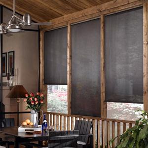 Exterior Signature Sheer Weave 3 Solar Shades