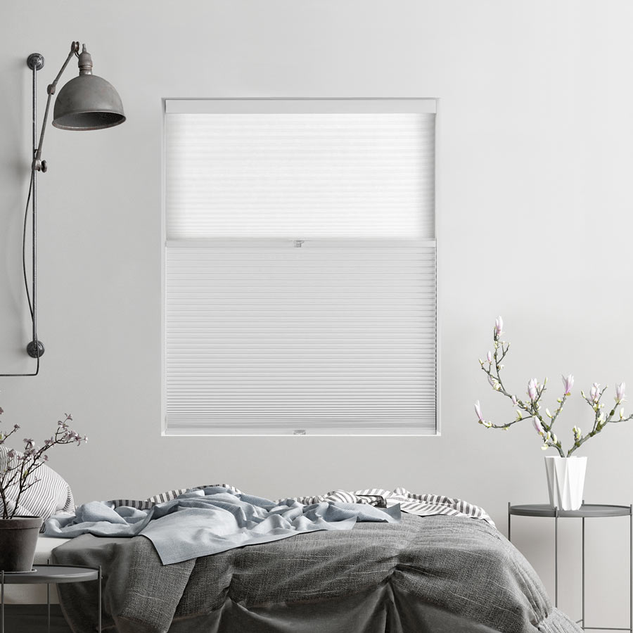 Shop our honeycomb cellular window treatments
