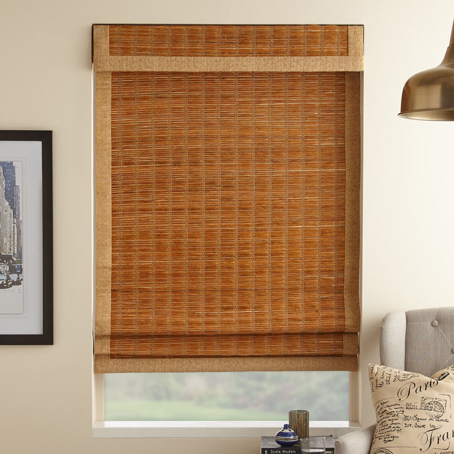 Designer Series Woven Woods Shades