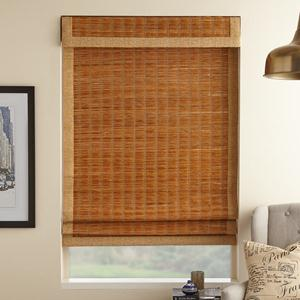 Good Housekeeping Woven Wood Shades 6835