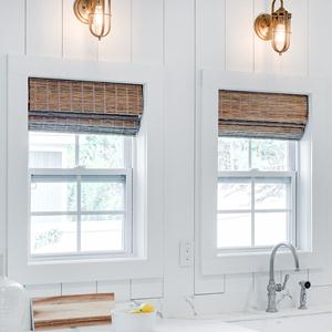 Good Housekeeping Woven Wood Shades 6752