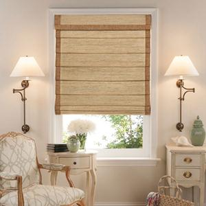 Good Housekeeping Woven Wood Shades 5802