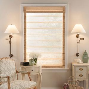 Good Housekeeping Woven Wood Shades 5805
