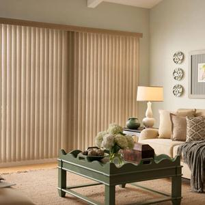 Good Housekeeping Cordless Vertical Blinds 5437
