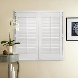 Premium Faux Wood Shutters 8587 Thumbnail