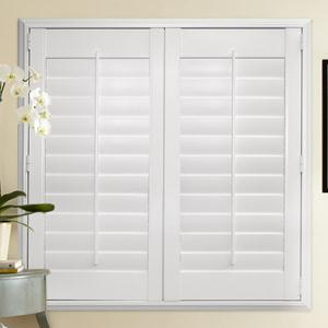 Premium Faux Wood Shutters 8585 Thumbnail