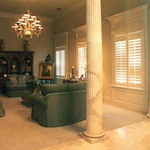 Premium Faux Wood Shutters 5210 Thumbnail
